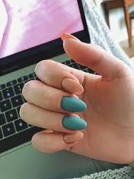 short almond nails images on favim