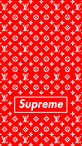 supreme louis vuitton wallpapers top