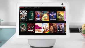 Amazon Unveils Echo Show 10 With Netflix, Luna Cloud Gaming Service -  Variety