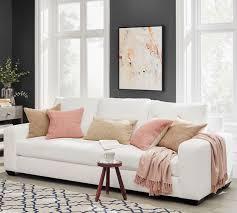 big sur square arm fabric sofa