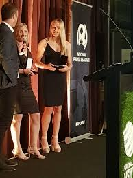 "Tony Tannous on Twitter: ""Congrats to Kylie Ledbrook @MacarthurRamsFC & Courtney  Nevin FNSW Institute, joint players of the year #NPLNSW… """