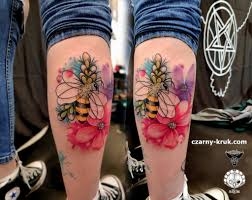 Tatuaze Artystyczne Czarny Kruk