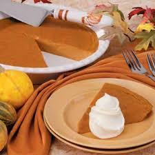 low calorie pumpkin pie recipe taste
