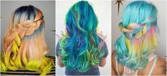 los colores de pelo que se