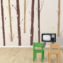 Aspen Woods Brown Wall Decal Wall Decal Allposters Com