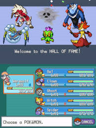 Pokemon Ultra FireRed XD : PokemonHallOfFame