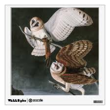 Owl Wall Decals Stickers Zazzle