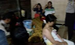 Terulang Lagi, Warung Mesum di Sungai Jambu Digerebek Polisi, Satu ...