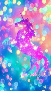 colorful unicorn wallpaper kolpaper