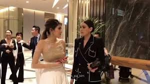 15/03/2018] Event Sirivannavari 2018 Bangkok Show with Kimberley, Yaya,  Nadech, James Ma, Margie, - YouTube