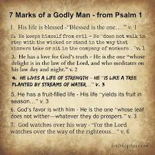 quotes about godly man quotes
