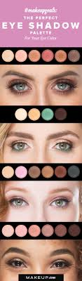 color eye makeup for blue green eyes
