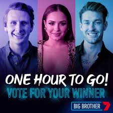 Big Brother final 3 assemble! 1 hour to ...