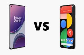 OnePlus 8T vs Pixel 5 - PhoneArena