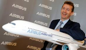 Airbus chief calls for government support for shift to lower-emission  planes: Der Spiegel - TODAYonline