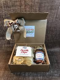 salsa mailer texas treats gift baskets