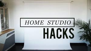 studio hack for diy backdrops