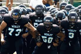 Football team receives $25,000 used to improve Wesley West | Whetstone