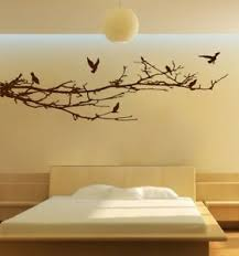 Extra Large Tree Branches Birds Wall Art Stickers Bedroom Bathroom Living Room Ebay