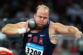 Adam Nelson of the United States competes in the Men's Shot Put Final...  ニュース写真 - Getty Images