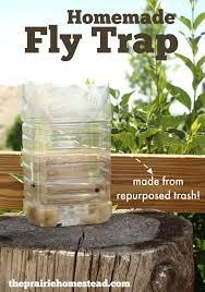 homemade fly trap the prairie homestead