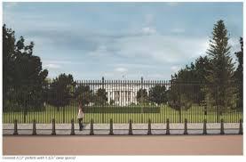 White House To Get New Fence With Anti Climb Technology Wamu