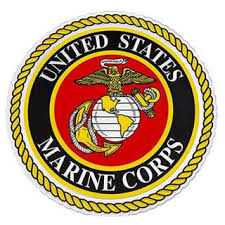 Shop Us Marine Corps Logo Car Decal Overstock 10324720