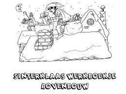 Sinterklaas Werkboekje Bovenbouw Klikken Voor Het Hele Boekje