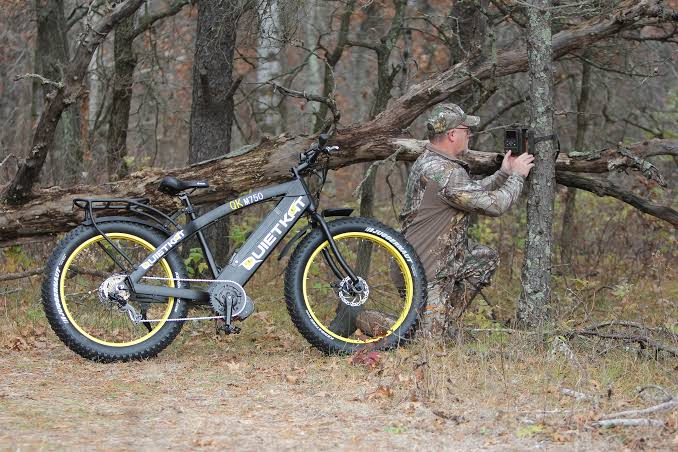 used electric hunting bikes for sale