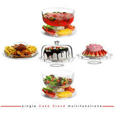 cake stand cover for
