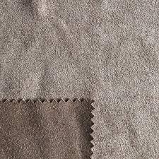suede nap leather like sofa fabric sofa