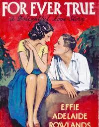 Bear Alley: Effie Adelaide Rowlands