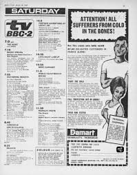 1967] On This Day - TV listings for the 28th of October 1967 ...