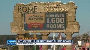 mt olympus theme park maintenance