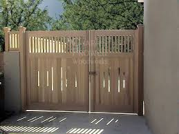 Prowell Woodworks Wood Driveway Gates 2 In Palo Alto Ca Wood Gates Driveway Driveway Gate Wooden Gates Driveway