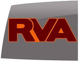 Amazon Com Rva Virginia Tech Window Decals 5 Year Outdoor Vinyl Sticker Automotive
