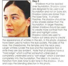 old age makeup instructions saubhaya
