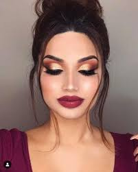 25 y makeup looks for valentines day