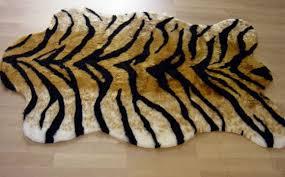 white tiger skin rug fur world