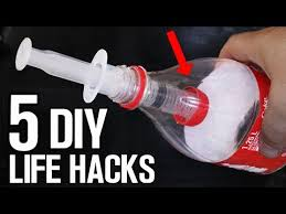 5 homemade inventions diy life hacks