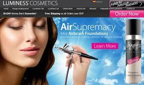 luminess air reviews airbrush makeup