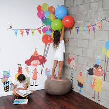 Congratulations Celebrations Reusable Wall Decal Wall Stickers Decals Decor