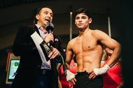 Ryan Garcia: Others at 135 Talk A Lot, Not Fighting Opponents Like Campbell  - Boxing News