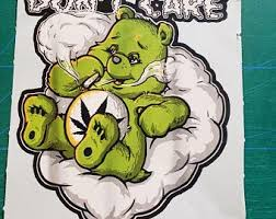 Care Bear Decals Etsy