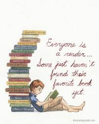 everyone is a reader the beauty of words books reading