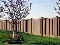 Screening For Garden Fence Wood Or Plastic Interior Design Ideas Ofdesign