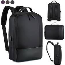 uoobag kt 01 slim laptop backpack