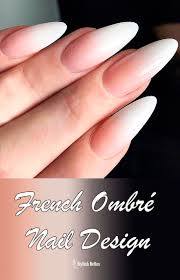 Stunning French Ombre Nail Design French Nails Ombre Nail