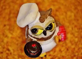 صور لـ خبز بومة كاب كيك كيك جذاب مضحك خباز حلو