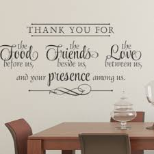 Large Wall Decals For Dining Room Archives